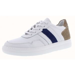 Sigotto Heren Sneaker Sigotto  5172 wit