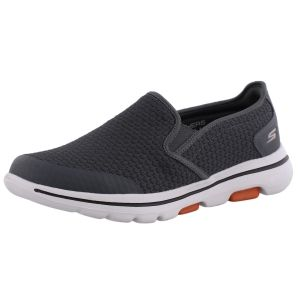Skechers HEREN INSTAPPER Skechers  55510 grijs