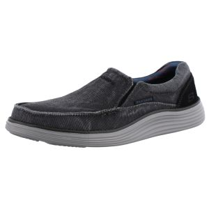 Skechers HEREN INSTAPPER Skechers  66014 zwart