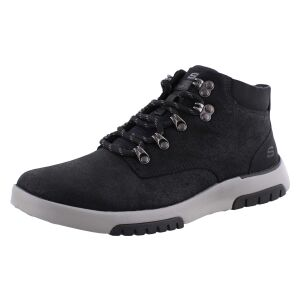 Skechers HERENBOOTTIES Skechers  66324 zwart
