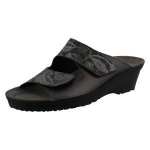 Rohde DAMES SLIPPERS Rohde  1466 antrasiet