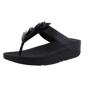 Fitflop DAMES SLIPPERS Fitflop  BB7 zwart