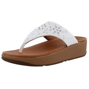 Fitflop DAMES SLIPPERS Fitflop  BI7 wit