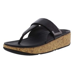 Fitflop DAMES SLIPPERS Fitflop  BL7 zwart