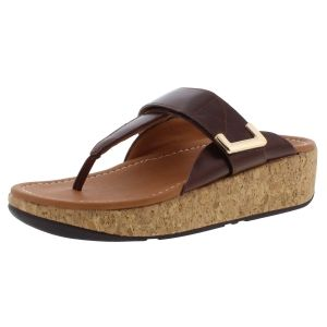 Fitflop DAMES SLIPPERS Fitflop  BL7 bruin