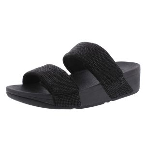 Fitflop DAMES SLIPPERS Fitflop  BH9 zwart