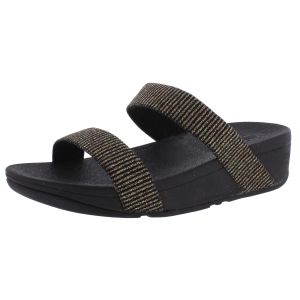 Fitflop DAMES SLIPPERS Fitflop  BF5 zwart