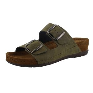 Rohde DAMES SLIPPERS Rohde  5856 olive