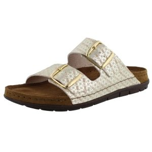 Rohde DAMES SLIPPERS Rohde  5862 goud
