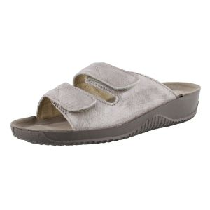 Rohde DAMES SLIPPERS Rohde  1939 zilver