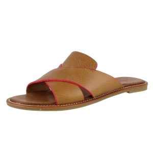 Sigotto DAMES SLIPPERS Sigotto  T-10110 l.bruin