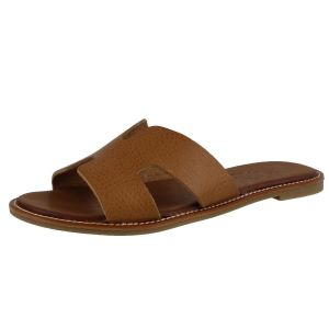 Sigotto DAMES SLIPPERS Sigotto  T10141 l.bruin