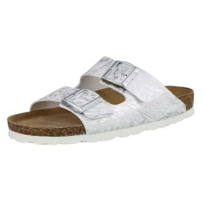 Rohde DAMES SLIPPERS Rohde  5652 zilver