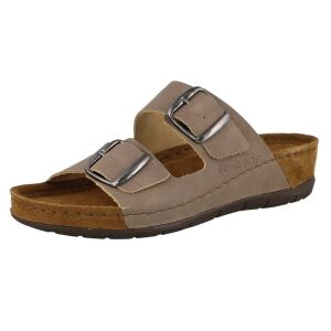 Rohde DAMES SLIPPERS Rohde  5856 taupe