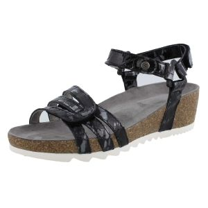 Wolky Sandalen Wolky  0823569 antrasiet