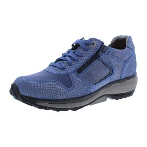 Xsensible Dames sneaker Xsensible  30042.2 blauw