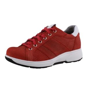 Xsensible Dames sneaker Xsensible  30205.2 rood
