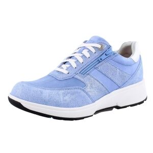Xsensible Dames sneaker Xsensible  30201.2 blauw