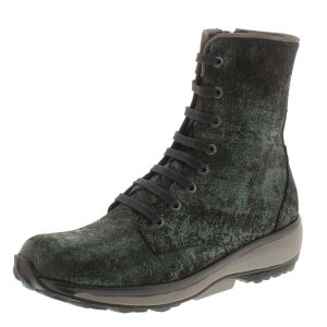 Xsensible Dames bootties Xsensible  30102.2 groen