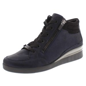 Ara Dames bootties Ara  43303 blauw