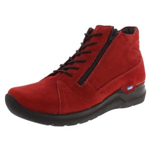 Wolky Dames bootties Wolky  0660611 rood