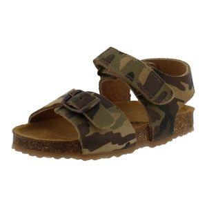 Develab Kindersandalen boys Develab  48175 khaki