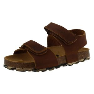 Develab Kindersandalen boys Develab  48181 cognac