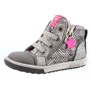 Shoesme BOOTS GIRLS Shoesme  EF8W024-C zilver