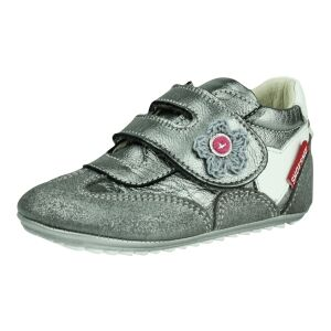 Shoesme BABYSCHOENTJES GIRLS Shoesme  BP7W013-H zilver
