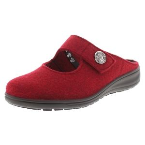Solidus Dames slipper Solidus  29067 70152 K rood