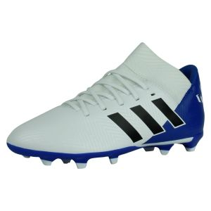 adidas  DB2365 Nemeziz Messi 18.3 FG jr wit