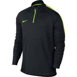 Nike Football Drill Top Nike  839344 Nike Men's Football Drill top zwart