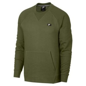 Nike Heren sweater Nike  928465 olive