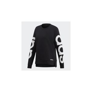adidas Dames sweater adidas  DP2371 zwart-wit