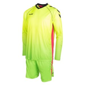 Hummel  115001 Unity Keeper set geel
