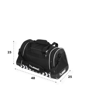 Hummel  184833 Sheffield Bag zwart